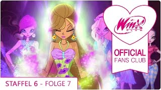 Winx Club: Staffel 6, Folge 7 -  Die verschwundene Bibliothek [GANZE FOLGE]