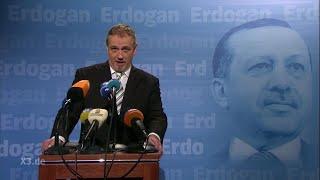 Torsten Sträter: Pressesprecher von Recep Tayyip Erdogan | extra 3 | NDR