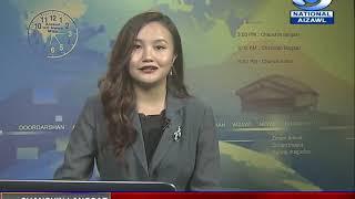 DD News Aizawl, 26 May, 2019 @ 5:00 PM