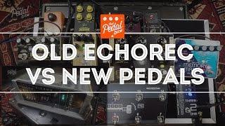 That Pedal Show – Real Binson Echorec vs Catalinbread, Boonar & Echosex