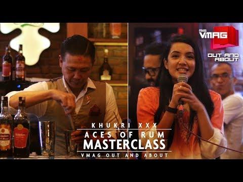 Xxx Mp4 Khukri XXX Aces Of Rum Masterclass With Mr Din Hassan 3gp Sex