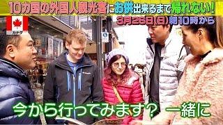 【帰れまサンデー】2017年3月26日(日) 放送
