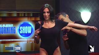 Cut Walk Fashion Show   The Playboy Morning Show