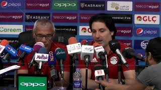 EGYPT || Cuper invites new players to replaces injured Key trio ahead of Congo Clash