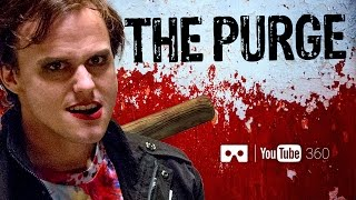 The Purge 360 VR - Standoff in #Room301