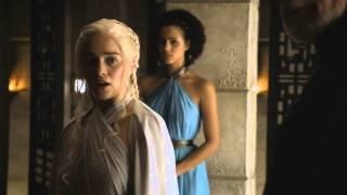 Game of Thrones season 5 episode 1 Daenerys