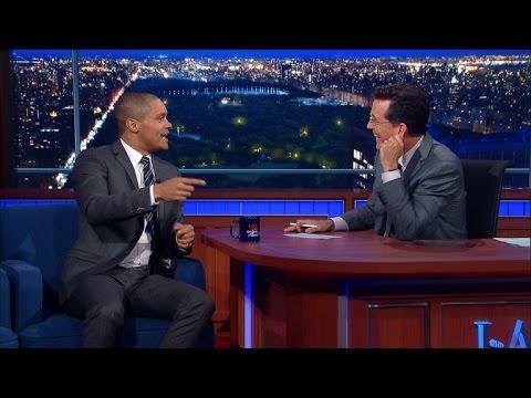 Trevor Noah Impersonates The Entire GOP Debate