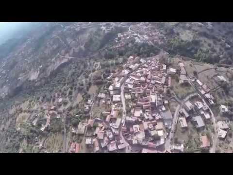 IVAHLAL village. Vues en altitude par le drone OVNI d IVAHLAL