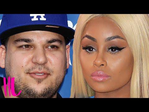 Xxx Mp4 Rob Kardashian Blac Chyna Reveal Baby S Sex Rob Chyna Recap 3gp Sex
