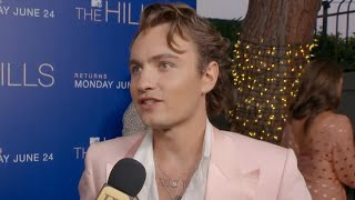 Why Brandon Lee Is Nervous to Watch Back Fight With Dad Tommy on 'The Hills' Reboot (Exclusive)