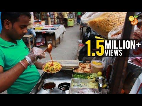 Xxx Mp4 Street Food India Bhel Puri Chaat Indian Street Food Street Food 2016 3gp Sex