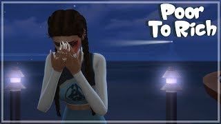 Poor to Rich: Abused | The Sims 4 | Machinima (Part - 1)