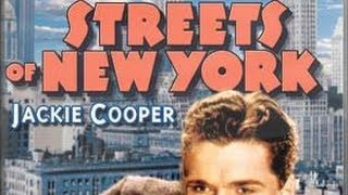 Streets of New York/Abe Lincoln of 9th Avenue (1939) - Full Movie