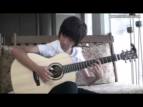 (ABBA) The Winner Takes It_ All - Sungha Jung