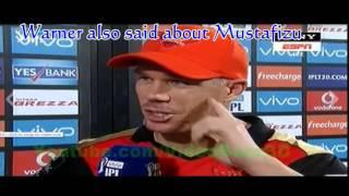 Mustafizur Rahman 1st Man Of The Match in IPL   SRH vs KXIP 1280x720