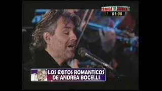 ANDREA BOCELLI EXITOS ROMANTICOS EN ESPAÑOL 2