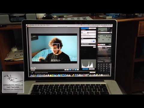 Remote Shooting With Canon DSLR On Your Computer