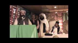 Sunni Conference  Beyaan by Qbla Pir Syed Fayyaz Ul Hassan Sahib on River Thames London 12.7.10