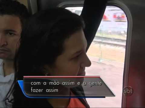 SP Encoxadores do metrô marcam encontro pelo Facebook