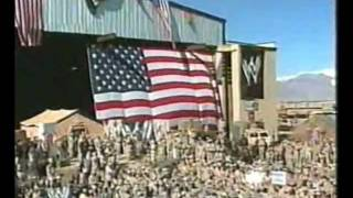 WWE Raw 12/19/2005 - Tribute to the troops (SUBTV airing)
