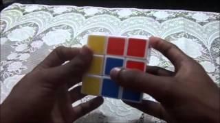 HOW TO SOLVE 3x3 RUBIK'S CUBE IN TELUGU