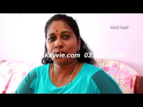 Eskayvie - Testimoni Projek (Malika) ver Tamil & Malay