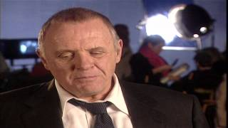 Shortcut to Happiness: Anthony Hopkins Interview