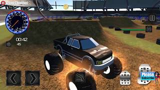 MMX Monster Truck Racing / MMX 4x4 Truck Racing Game / Android Gameplay Video
