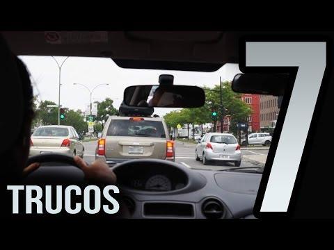 7 trucos para el examen de conducción