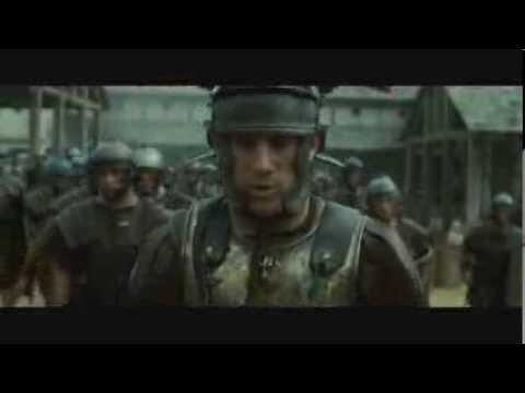 La legion del aguila escena batalla Doblaje