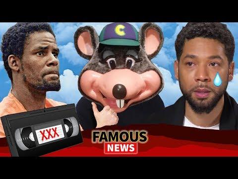 Xxx Mp4 R Kelly VHS Tape Scandal Shane Dawson Exposes Chuck E Cheese Jussie Smollett Hoax More 3gp Sex