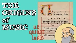 The Origins of Music - The Story of Guido - Music History Crash Course