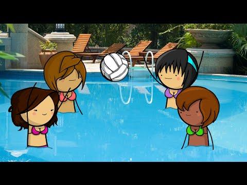 Xxx Mp4 Crazy Pool Party 3gp Sex