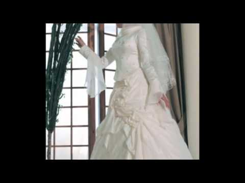 Muslim Bridal Dress Collections ❤