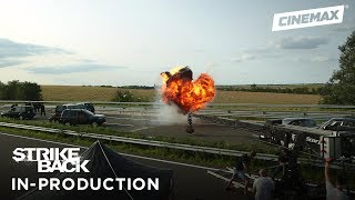 In Production: Strike Back   Day 86: Budapest, Hungary