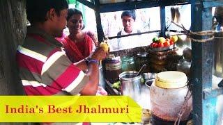 Jhalmuri    Masala Muri    Indian streetfood    Kolkata    Street Food    New Video