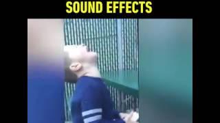 Efecto de sonido Iron Man