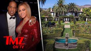 Beyoncé and Jay Z Finally Get To Take The Twins Home   TMZ TV