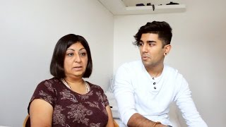 INDIAN MUM TALKS ABOUT BEING GAY!