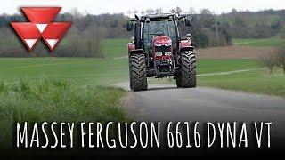 Massey Ferguson 6616 Dyna VT | Produktübersicht | 4K