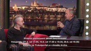 3. Zdeněk Postler - Show Jana Krause 4. 5. 2016