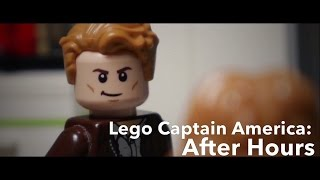 Lego Captain America: After Hours