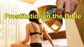 Prostitution in the Bible