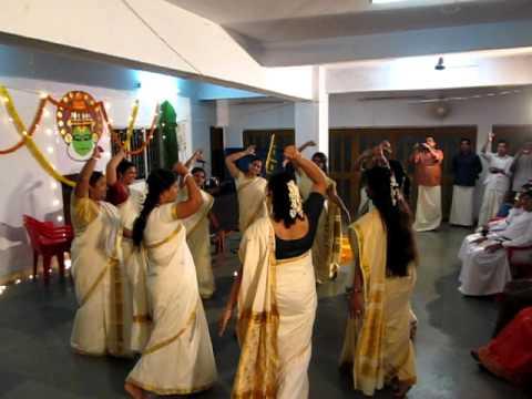 Onam Special Dance