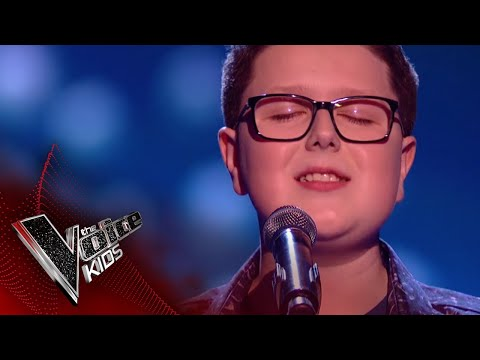Xxx Mp4 Daniel Performs The Voice Within The Semi Final The Voice Kids UK 2018 3gp Sex