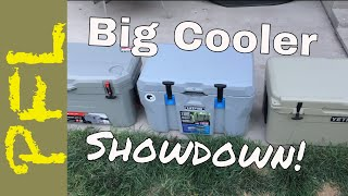 Cooler Test   Lifetime 55 vs Ozark Trail 52 vs Yeti 65