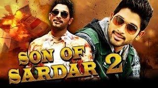 Son of Sardaar 2 South Hindi Dubbed Movies 2016 | Allu Arjun, Prakash Raj, Mukesh Rishi, Raghu Babu