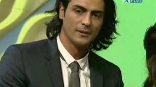 Arjun Rampal - Screen Awards 2009 - The best actors!