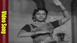 Andaala Anandam Video Song || Devdas Movie || ANR, Savitri