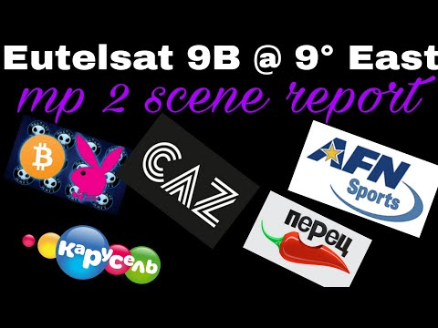 Xxx Mp4 Eutelsat 9B 9° East Mp2 Scene Report 3gp Sex